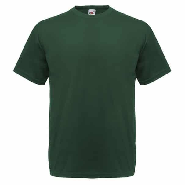 Bottle Green T-paita