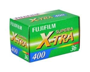 Fujifilm Xtra 400