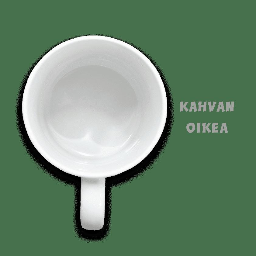 Kuvamuki kahvan oikea puoli