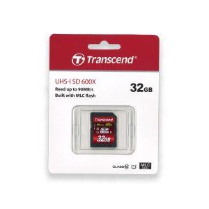 Transcend 32GB SDHC 600x Ultimate memory card