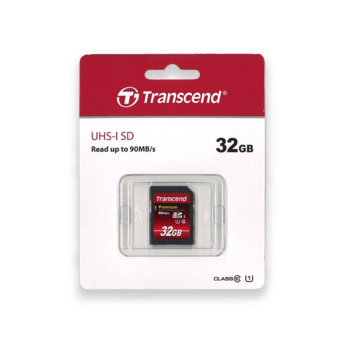 Transcend 32GB SDHC Muistikortti