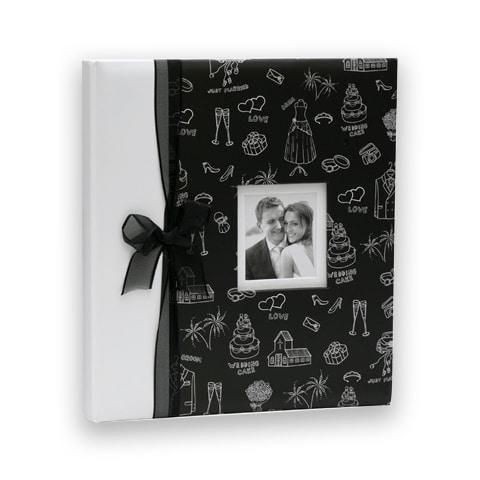 Amour musta valokuva-albumi