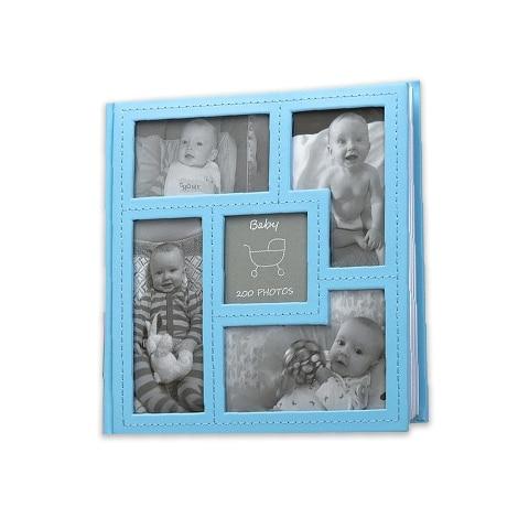 Baby's vision sininen vauva-albumi