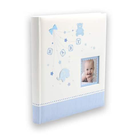 Baby's stars sininen vauva-albumi